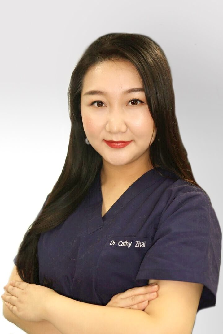 Dr Cathy Zhai - VIC Medical Aesthetics Trainer